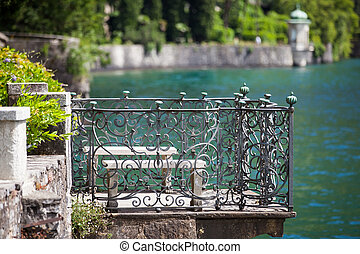 Villa Monastero, Lake Como, Italy - Villa Monastero in...