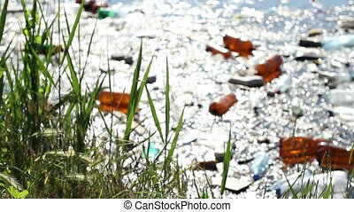 Lake Environment Pollution - Switching focus from the herbs...