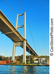 Bosporus Bridge - The First Bosporus Bridge Istanbul -...