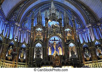 Wonderfull, igreja
