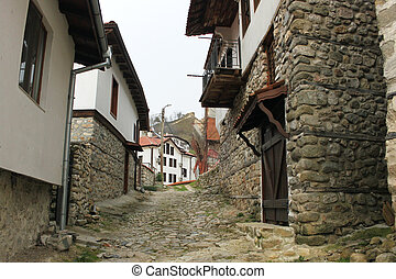 Bulgarian town of Melnik