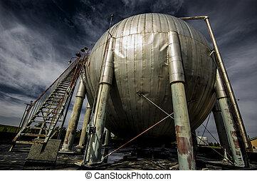 vendimia, Amoníaco, silo, Tejas, 2015,