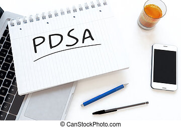 Plan Do Study Act - PDSA - Plan Do Study Act - handwritten...