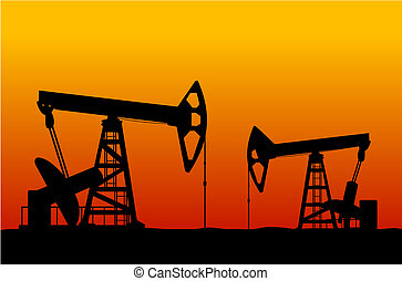 Oilfields as a concept of oil industry