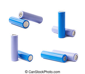 Two rechargeable batteries composition - Two rechargeable...