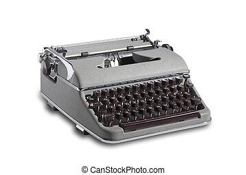 Typewriter,portable