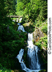 Triberg Waterfalls in the Black Forest, Germany-24 - A...