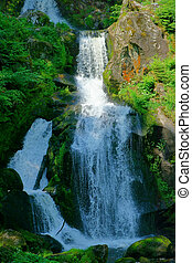 Triberg Waterfalls in the Black Forest, Germany-25 - A...