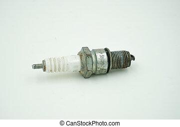 Old Spark Plug