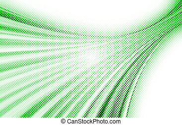 Green background - abstract green background and digital...