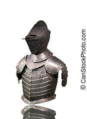 Knight armor at the Ukrainian Museum