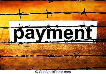 No Payment concept