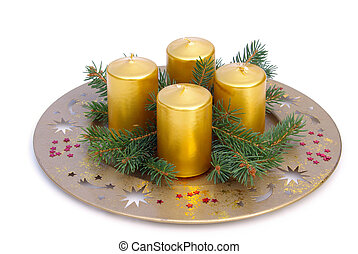 advent wreath 25