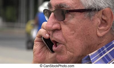 Angry Cell Phone Call
