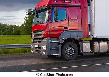 truck transpor