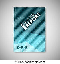Brochure / book / flyer design template