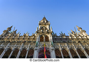 Maison du Roi (The King's House or Het Broodhuis) in...