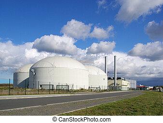 biogas plant 41