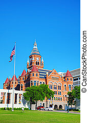 Old Red Museum of Dallas County History & Culture in Dallas,...