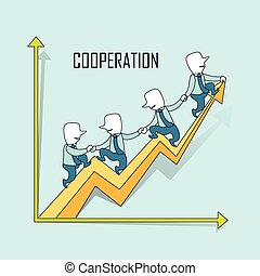 cooperation concept