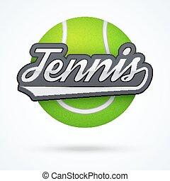 Premium Tennis label