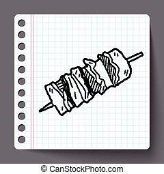 Doodle Kebab