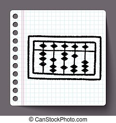 doodle abacus