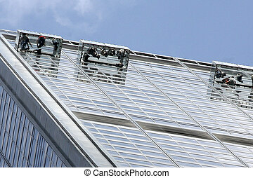 Skydeck Glass Balconies at Willis Tower, Chicago