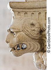 gargoyle - stone gargoyle