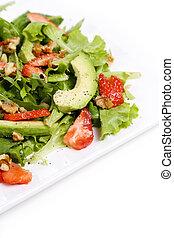 gostosa, salada