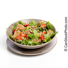 gostosa, salada,