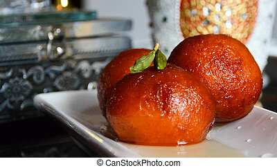 Gulab Jamun - Delicious Indian Dessert which is very...