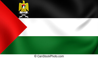 Flag of the Palestine