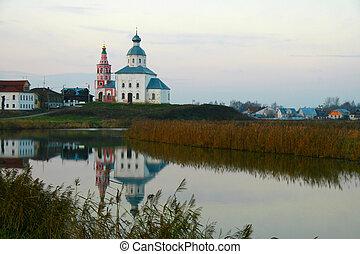 Elias Church in Suzdal, 1744