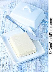 fresh butter