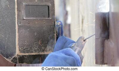 job of welder