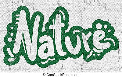 Nature message