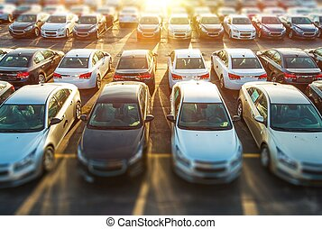 Dealer Vehicles in Stock. Brand New Cars Awaiting Clients on...