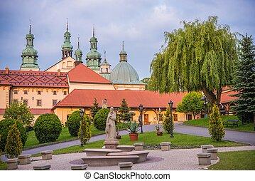 Monastery in Lesser Poland - Wolrd Famous Kalwaria...