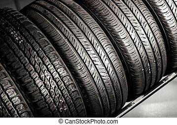 New Tires Stack - New Compact Vehicles Tires Stack Winter...