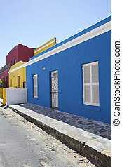 Cape Town - Bo Kaap District Cape Town Western Cape...