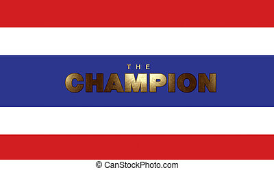 the champion of Thailand soccer