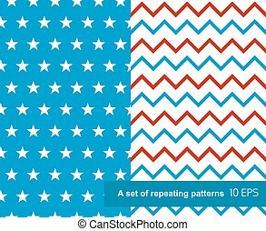 Set of patterns for Independence Da