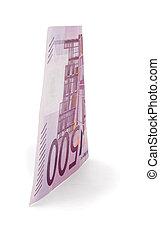 500, Euro, cuenta