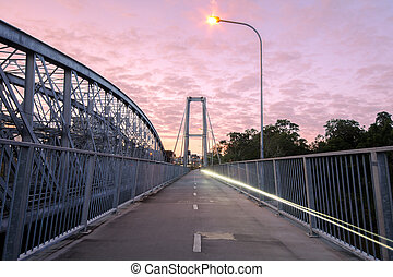 Walter Taylor Bridge - The Walter Taylor Bridge also known...