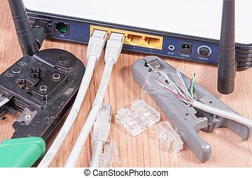 Ethernet, Schalter