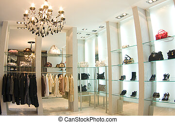 interior,  Boutique