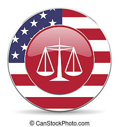 justice american icon