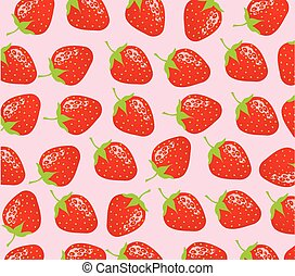 fresas, background, ,