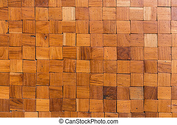 wood square texture background